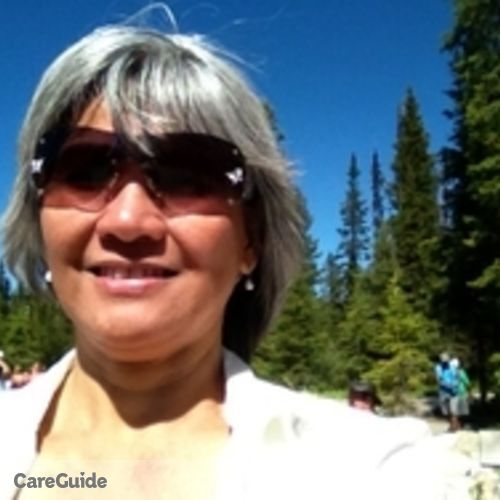 Canadian Nanny Provider Susan Jabao's Profile Picture