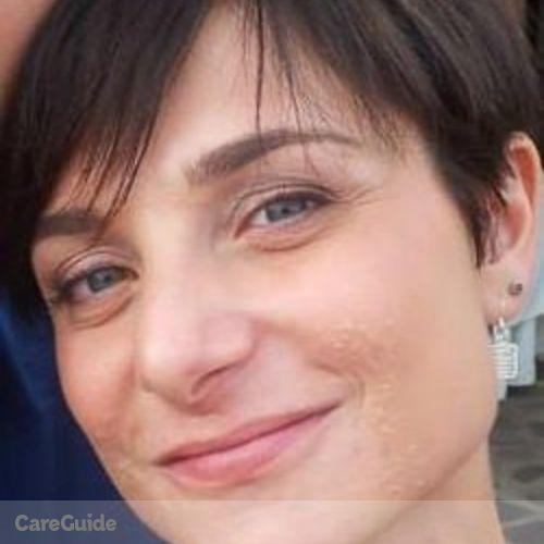 Canadian Nanny Provider Greta Storti's Profile Picture