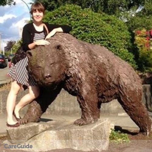 Canadian Nanny Provider Sonja B's Profile Picture