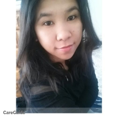 Canadian Nanny Provider Ronalyn Cunanan's Profile Picture