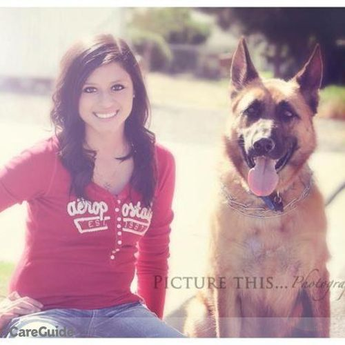 Pet Care Provider Lydia Covarrubias's Profile Picture