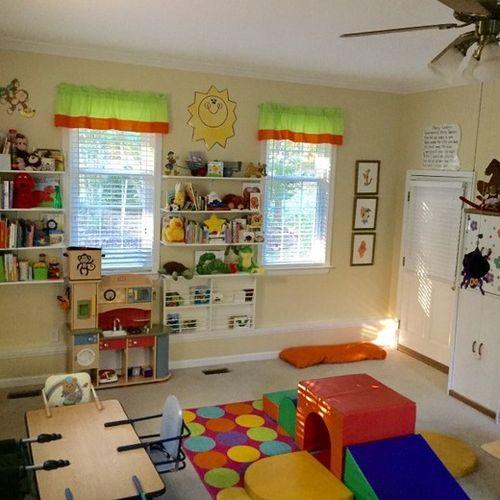 Child Care Provider Tara Dellinger Gallery Image 1