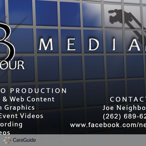 Videographer Provider Joe Neighbours's Profile Picture