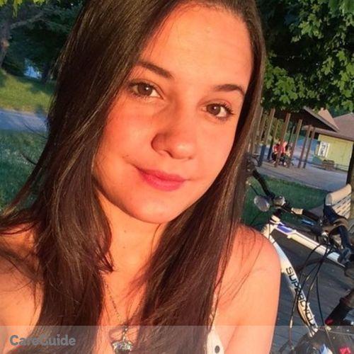 Canadian Nanny Provider Maria Almeida's Profile Picture