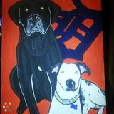 Paintings of your pets