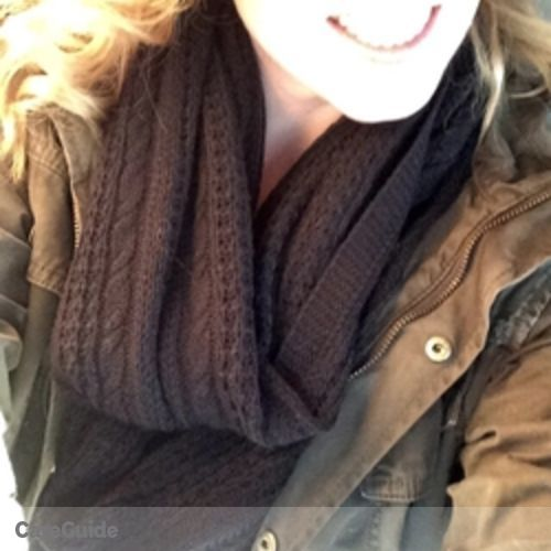 Canadian Nanny Provider Kelsi M's Profile Picture