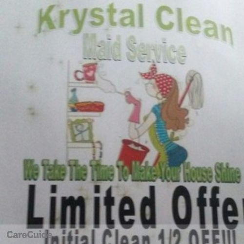 Housekeeper Provider Krystal L's Profile Picture