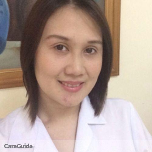 Canadian Nanny Provider Marissa Mamaril's Profile Picture