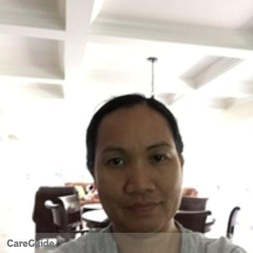 Canadian Nanny Provider Cristina Apalla's Profile Picture