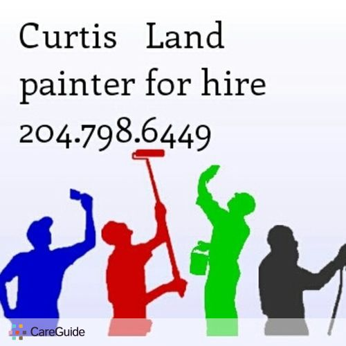 Painter Provider Curtis Land's Profile Picture