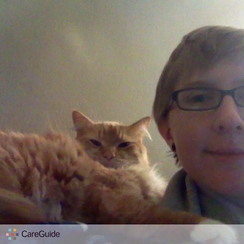 Pet Care Provider Amy Fortin's Profile Picture