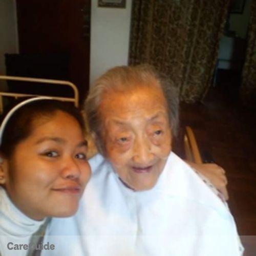 Canadian Nanny Provider Riza Lynne Suerte's Profile Picture