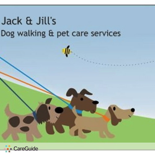Pet Care Provider Jillian Liat's Profile Picture