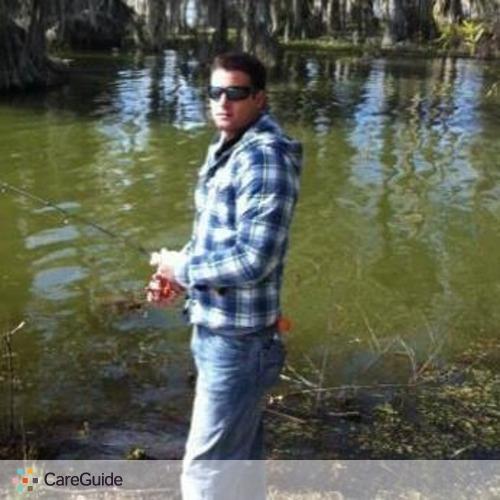 Handyman Provider Michael Burris's Profile Picture