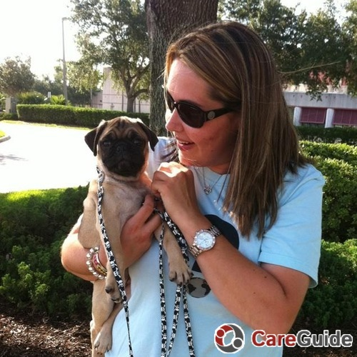 Pet Care Provider Jenny Mandel's Profile Picture