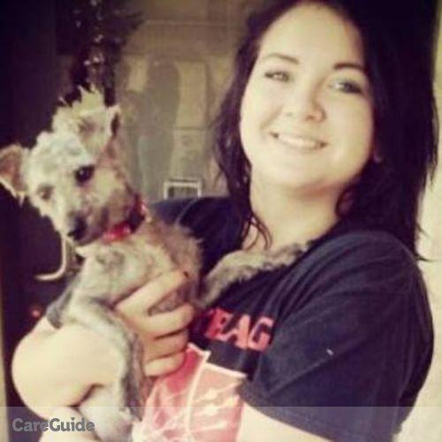Pet Care Provider Morgan Arivett's Profile Picture
