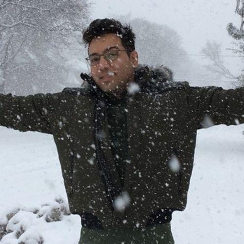 Painter Provider Ali Askari's Profile Picture