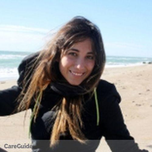 Canadian Nanny Provider Andrea 's Profile Picture