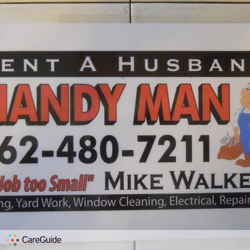 Handyman Provider Mike W's Profile Picture