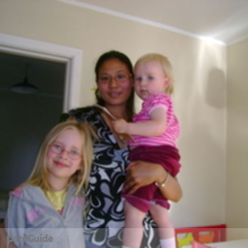 Canadian Nanny Provider Anafe Galvez's Profile Picture