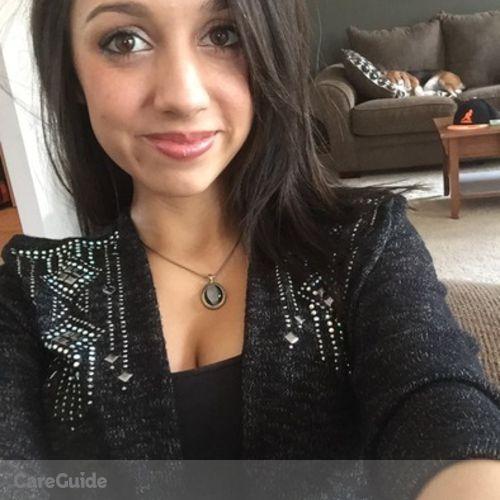 Child Care Provider Desirae Sanchez's Profile Picture
