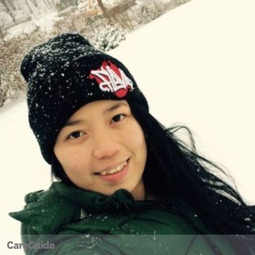 Canadian Nanny Provider Nisa Reoja's Profile Picture