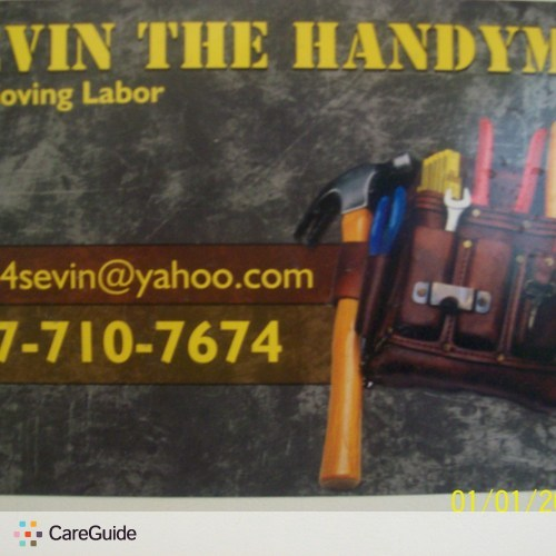 Handyman Provider Kevin Schomisch's Profile Picture