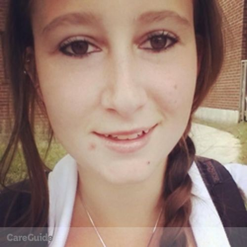 Canadian Nanny Provider Amanda Potts's Profile Picture