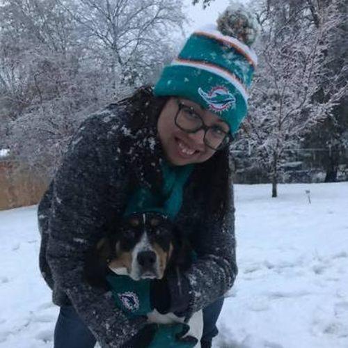 Pet Care Provider Amanda Ortiz's Profile Picture