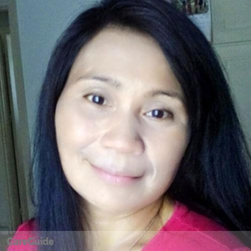 Canadian Nanny Provider Luzviminda Noquiao's Profile Picture