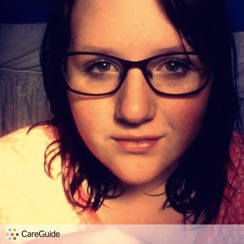 Child Care Provider Alison K's Profile Picture