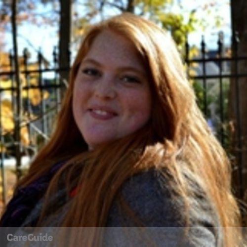 Canadian Nanny Provider Jacqueline Gallant's Profile Picture