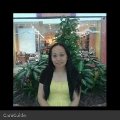 Canadian Nanny Provider Estrada Janice's Profile Picture