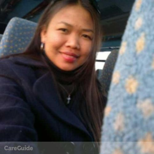 Canadian Nanny Provider Jenelyn M's Profile Picture