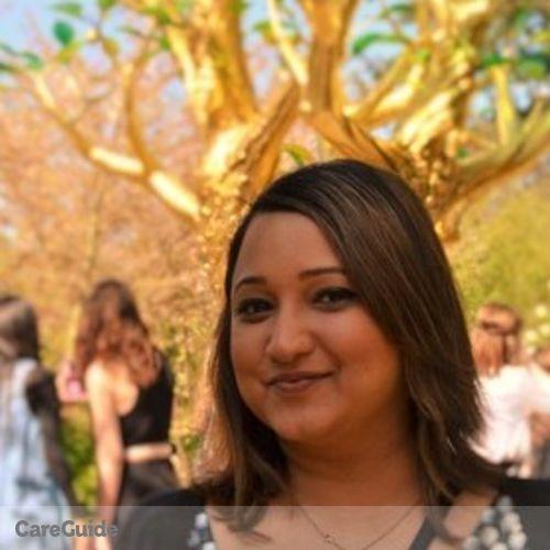 Canadian Nanny Provider Preety C's Profile Picture