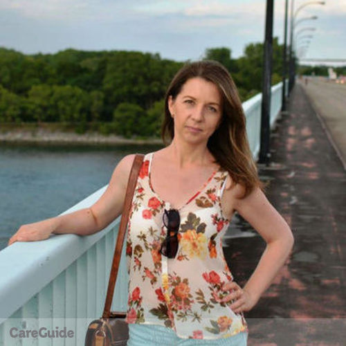Canadian Nanny Provider Iryna Iryna's Profile Picture
