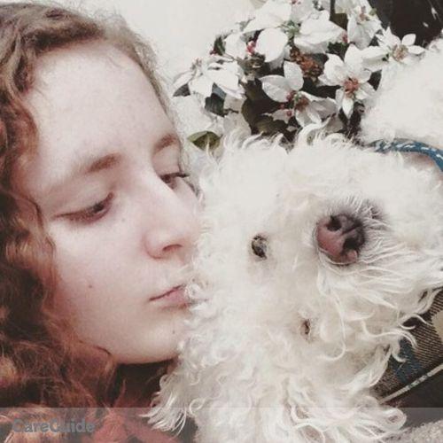 Pet Care Provider Sydney R's Profile Picture