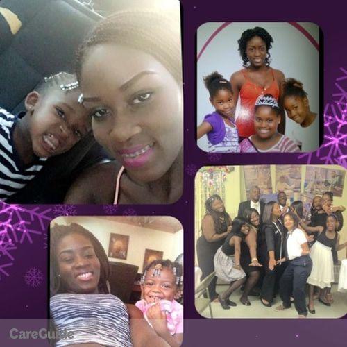 Canadian Nanny Provider Sasha Greene's Profile Picture