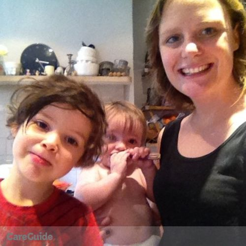 Canadian Nanny Provider Billie Taylor's Profile Picture