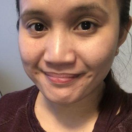 Child Care Provider Benigrace P's Profile Picture