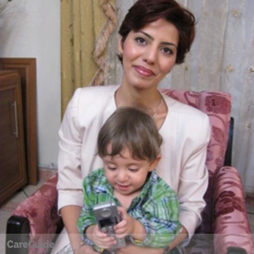 Canadian Nanny Provider Elham Esfahani's Profile Picture
