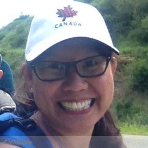 Canadian Nanny Provider Dahlia Calunia D's Profile Picture