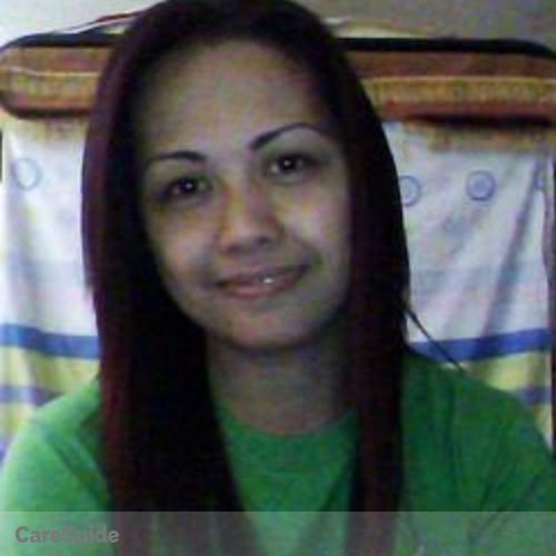 Canadian Nanny Provider Cristina T's Profile Picture
