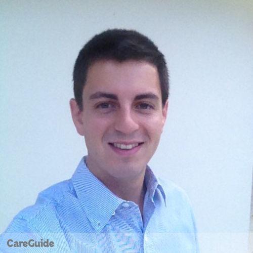 House Sitter Provider Daniel Mantilla's Profile Picture