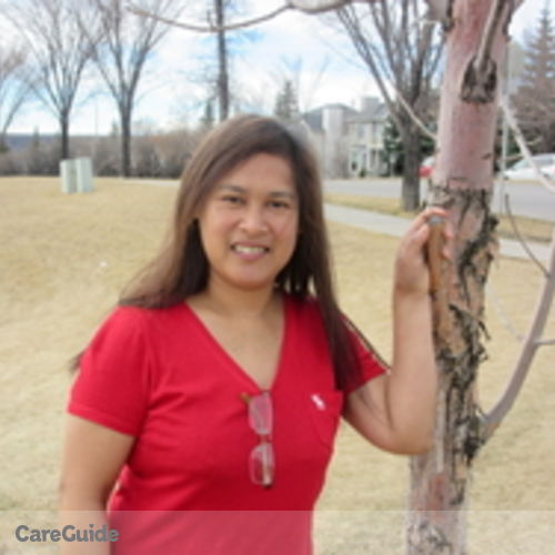 Canadian Nanny Provider Janet Sara's Profile Picture