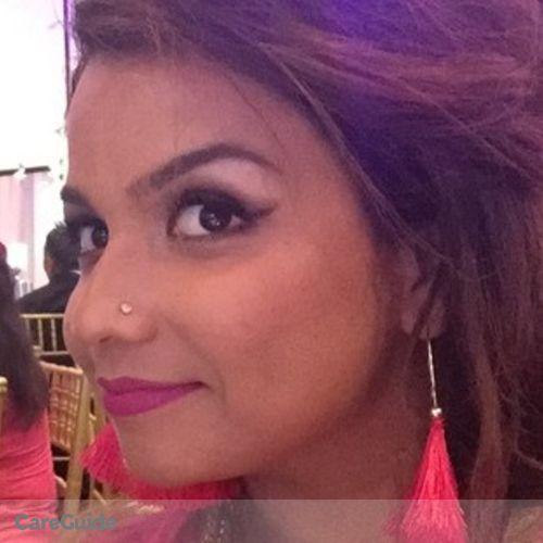 Canadian Nanny Provider Simran B's Profile Picture