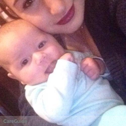 Canadian Nanny Provider Danielle Mayer's Profile Picture