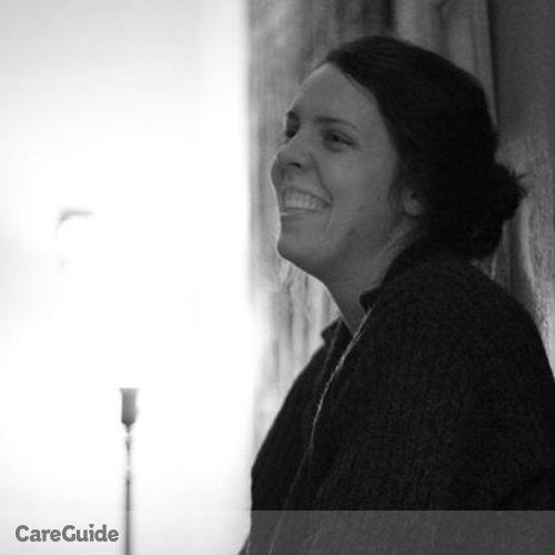 Canadian Nanny Provider Nicole Buchanan's Profile Picture