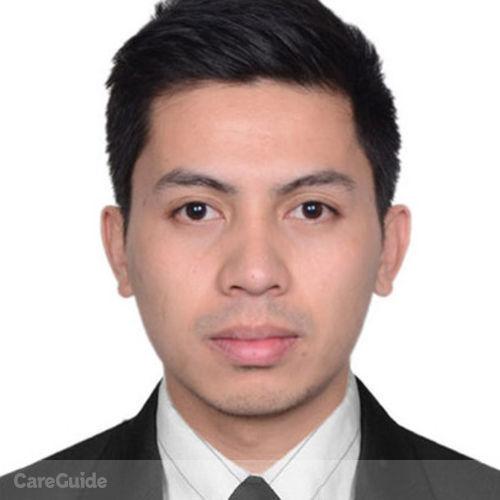 Elder Care Provider Rhobert Hilario's Profile Picture