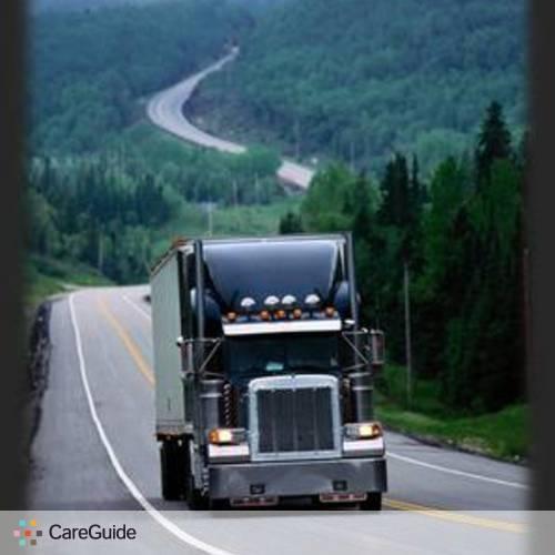 Truck Driver Job Andrew Lisniak's Profile Picture